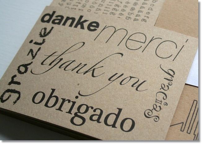 köszönet több nyelven papír1