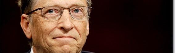 Mitől érzi hülyének magát Bill Gates?